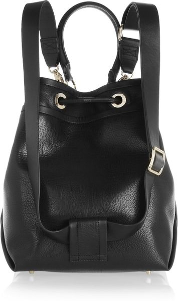 Mode, Galopines & Co : ici les stilettos, sneakers, bodycon, peplum... n'auront plus de secret pour vous ! Pierre-hardy-black-grained-leather-shoulder-bag-product-1-18496676-6-575478506-normal_large_flex