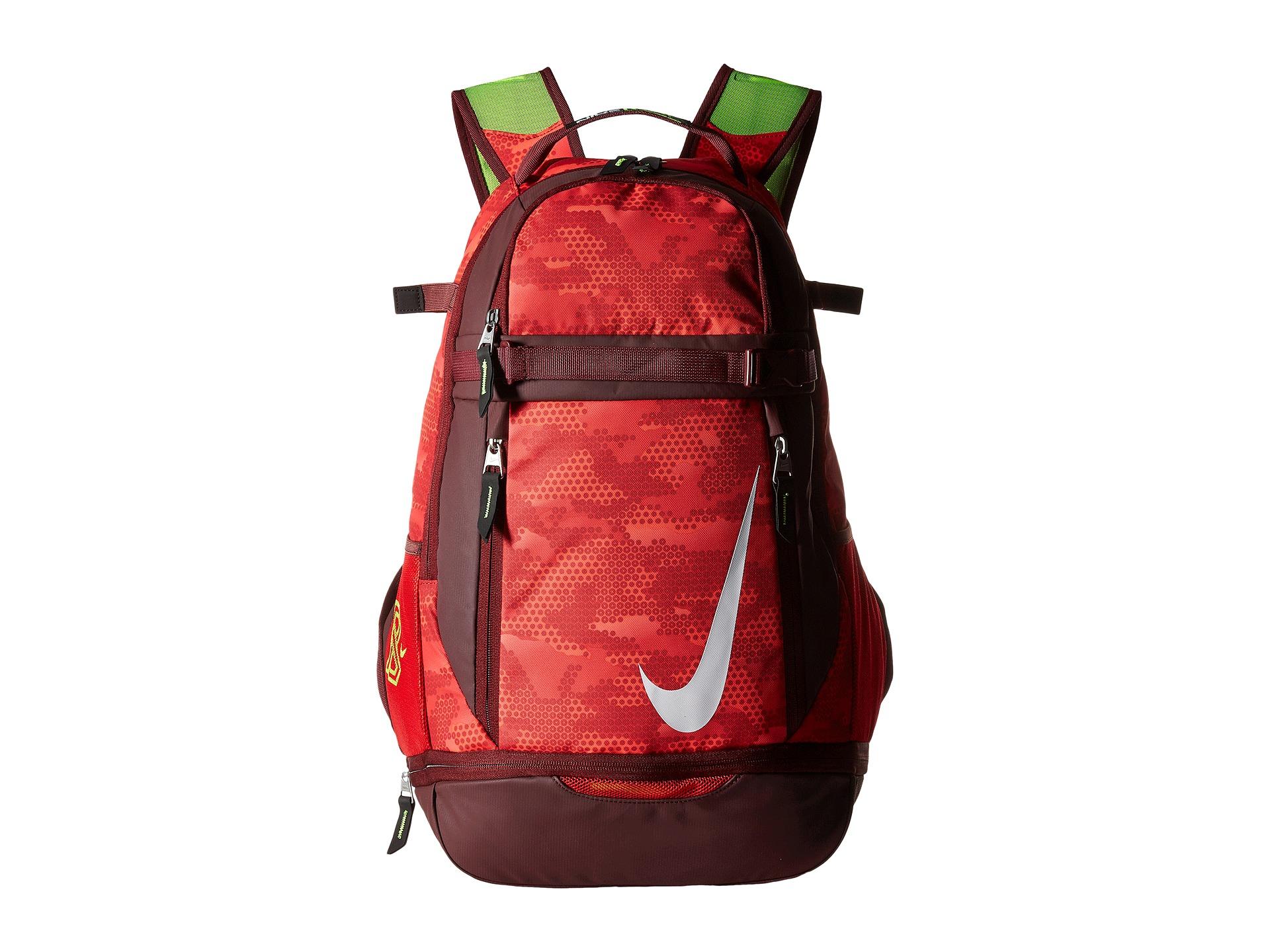 a81076b027 Lyst Nike Vapor Elite Bat Backpack Graphic In Red For Men