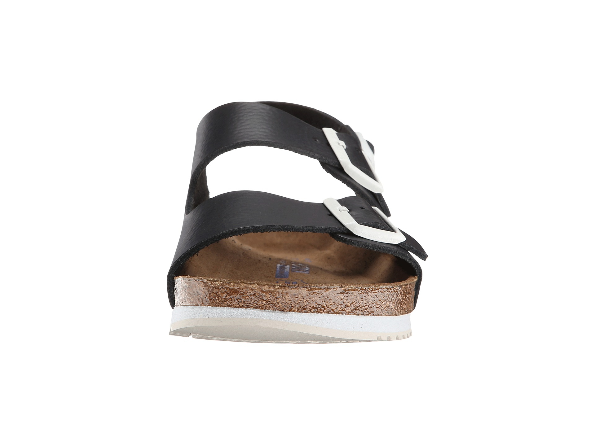 Birkenstock Milano Soft Footbed Super Grip In Black Lyst