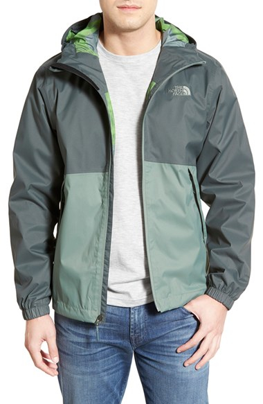 9dfcde16522e ... greece lyst the north face millerton dryvent waterproof hooded jacket  c68da 64d83