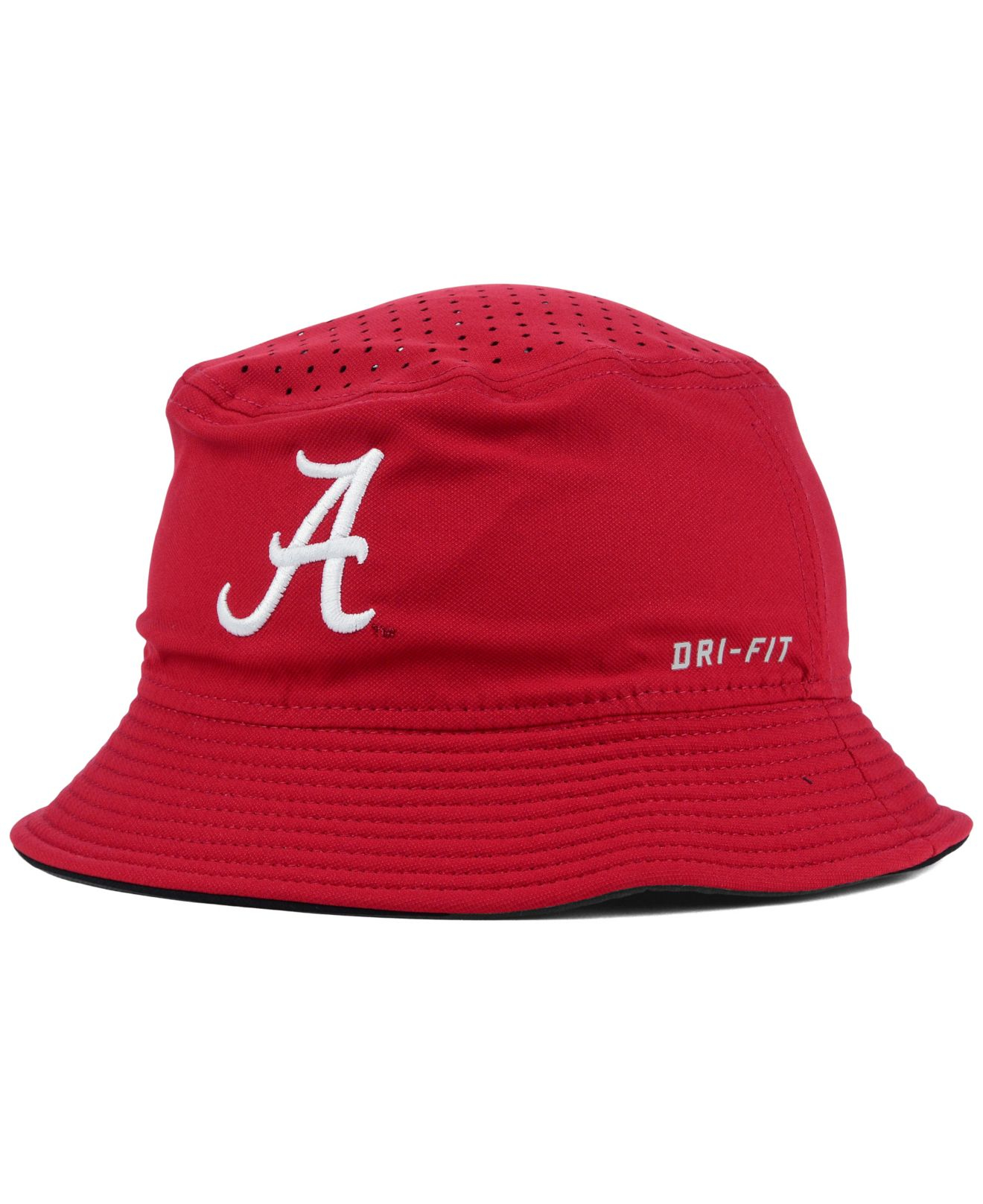 44fe09f753c ... closeout lyst nike alabama crimson tide vapor bucket hat in purple for  men 06fb4 5a296