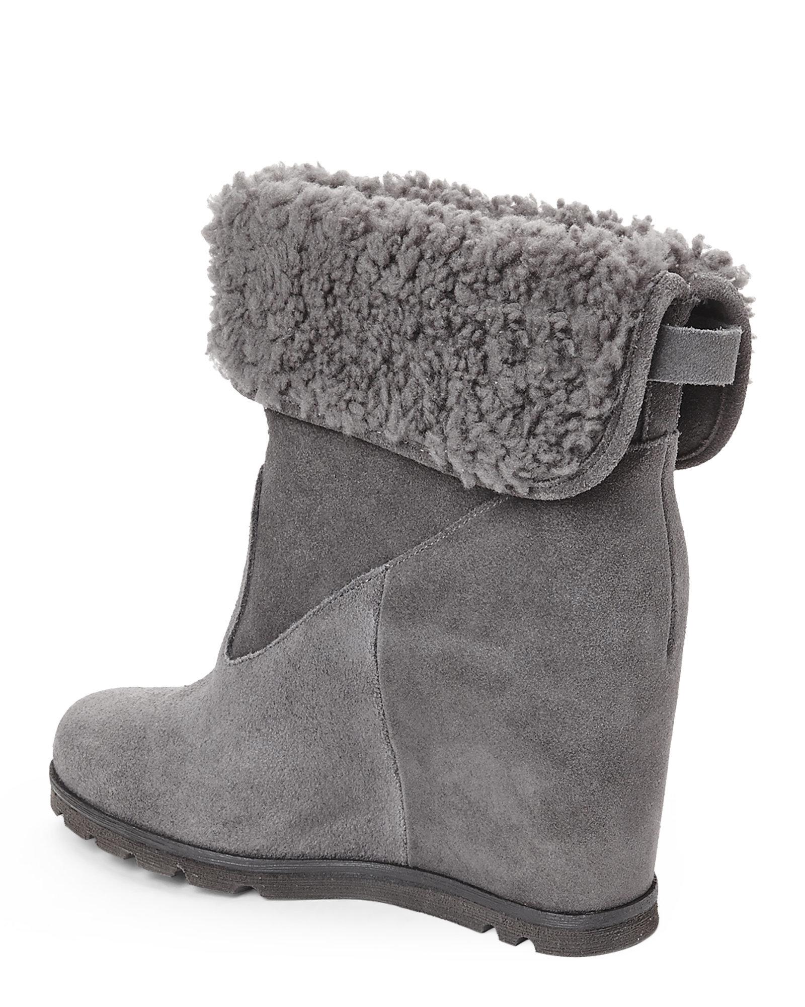 ugg kyra wedge boots