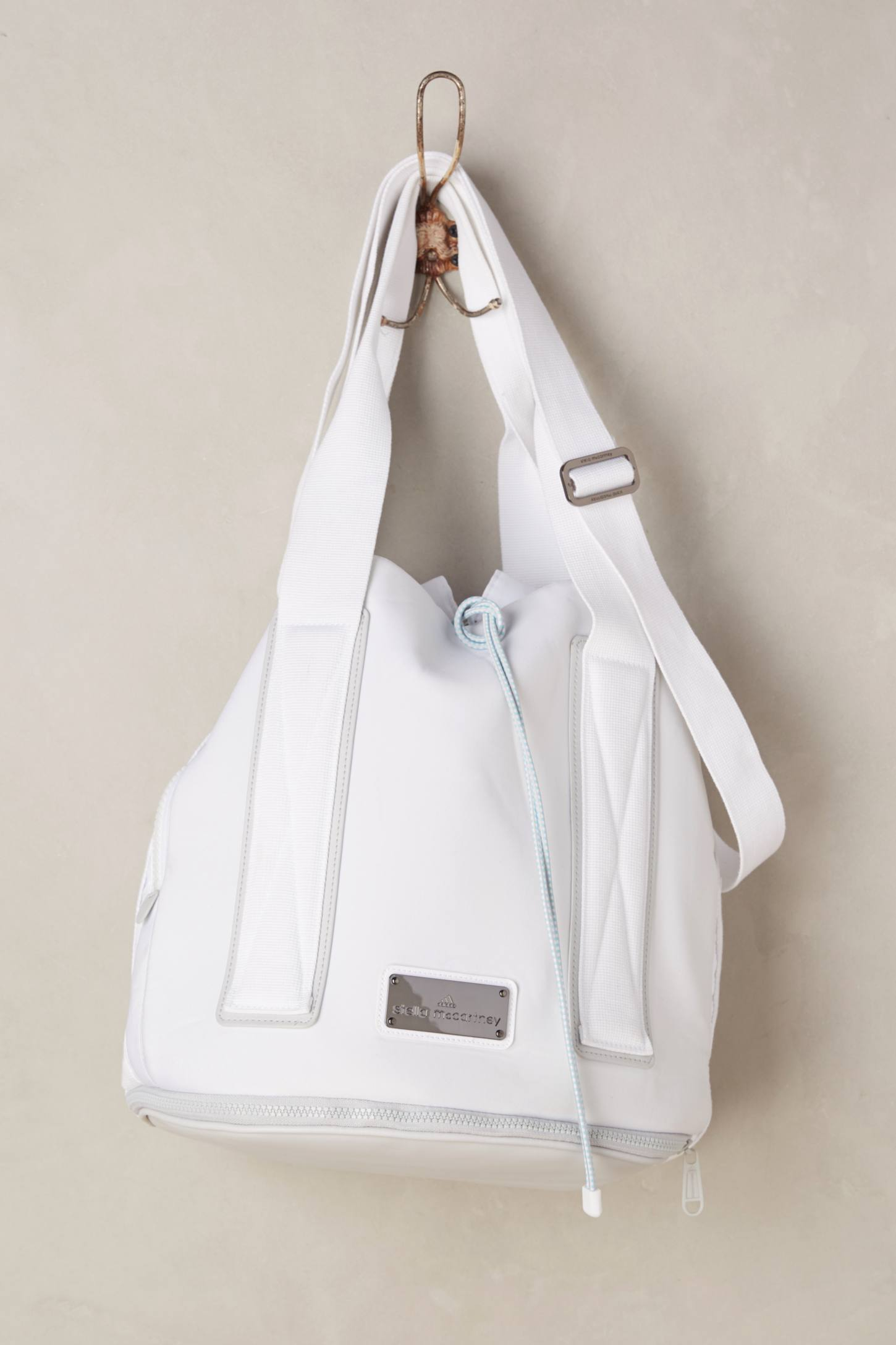a9937b0fcb Adidas by stella mccartney Tennis Bag in White