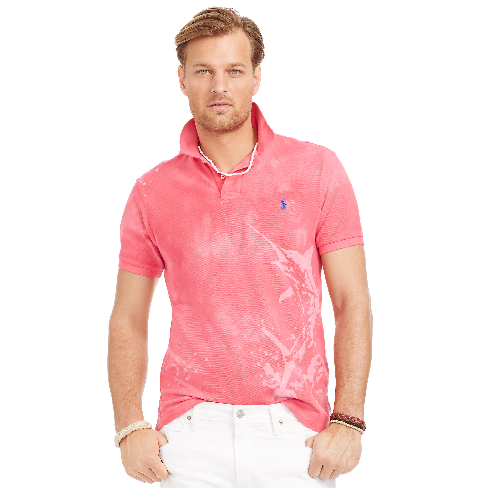 Free shipping BOTH ways on mens pink polo shirts, from our vast selection of styles. Fast delivery, and 24/7/ real-person service with a smile. Click or call