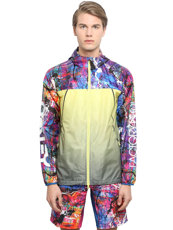 Lyst Oakley Hydrofree Windbreaker Jacket For Men
