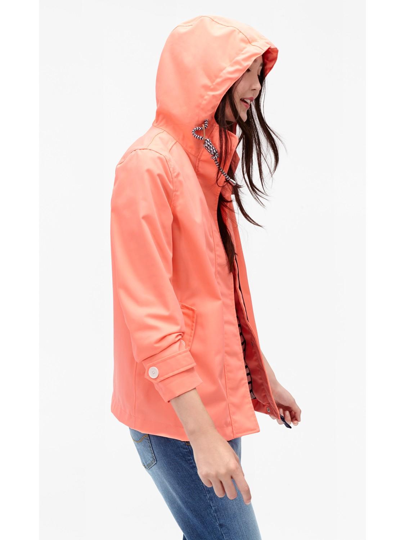 a4969e0d2792 Joules Right As Rain Coast Waterproof Jacket in Orange - Lyst