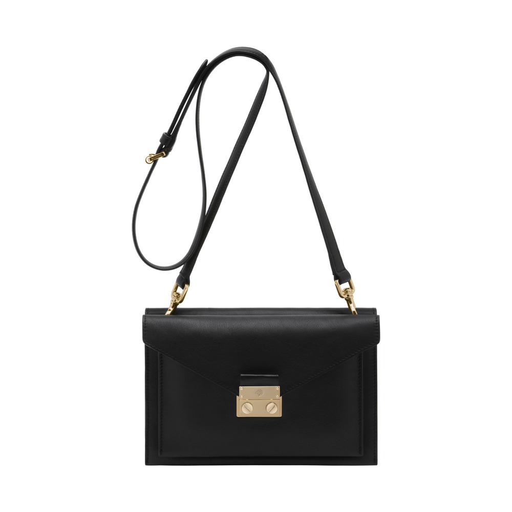 5f8d63e1ca06c Lyst - Mulberry Kensal Small Shoulder Bag in Black