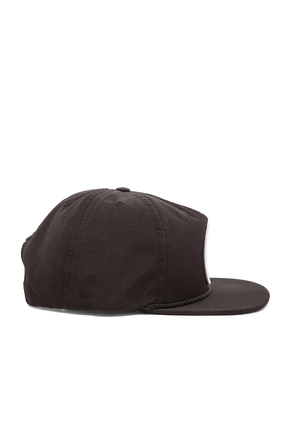 7d62ab9a ... wholesale lyst huf bavaria snapback in black for men 858f2 a5fcd