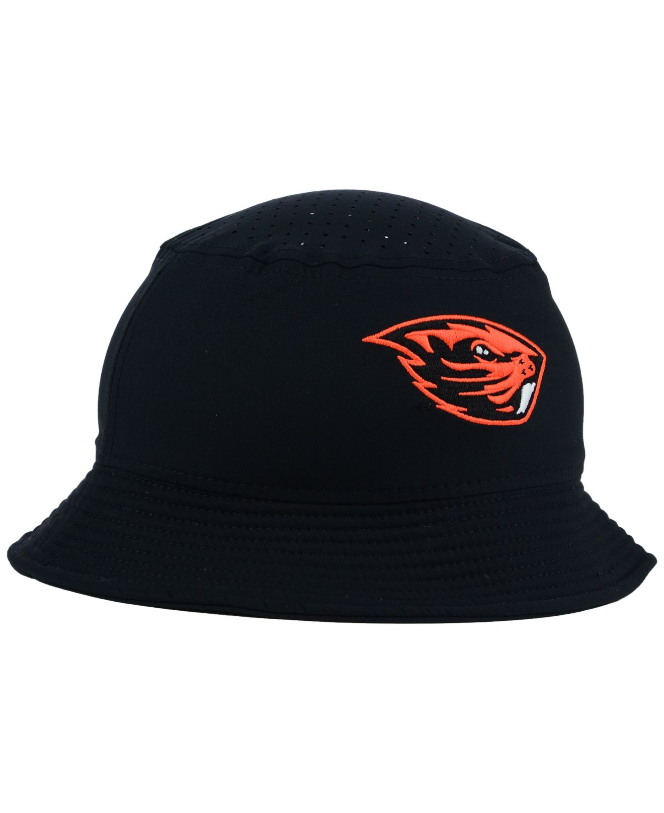 the latest 1a3ae 81036 ... discount code for lyst nike oregon state beavers vapor bucket hat in  black for men bdd34