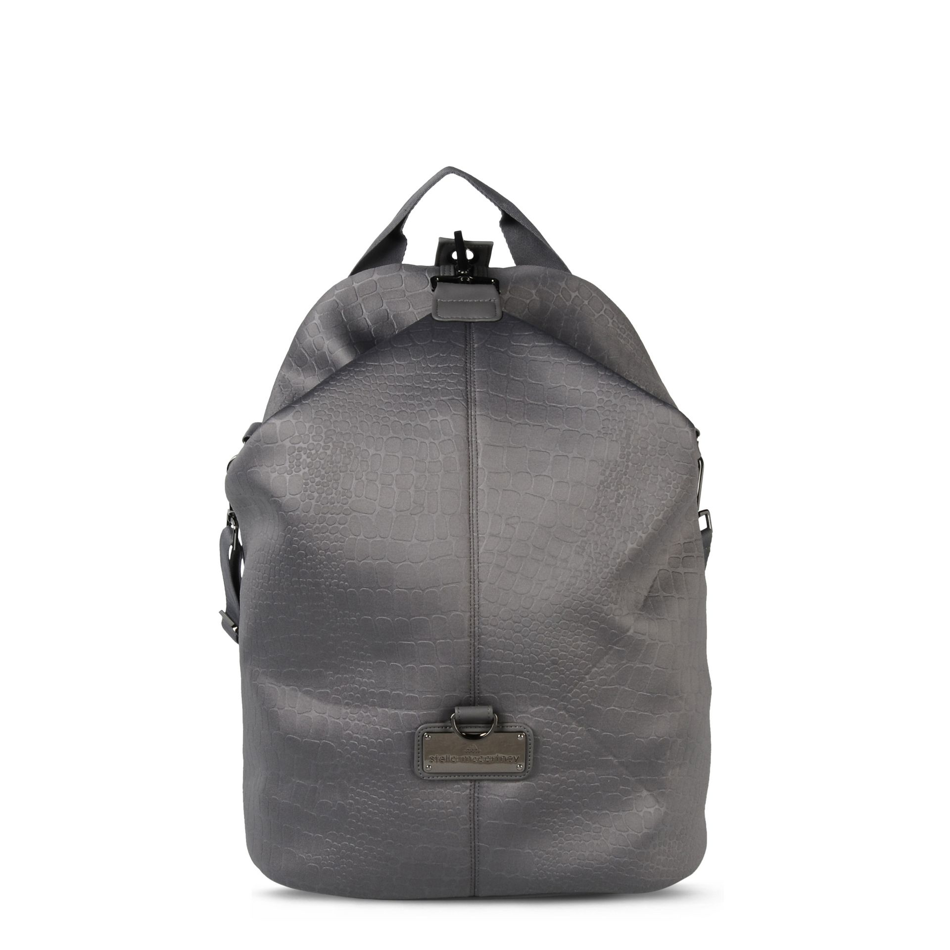 4a1ad45aecc8 Lyst - adidas By Stella McCartney Grey Studio Bag in Gray