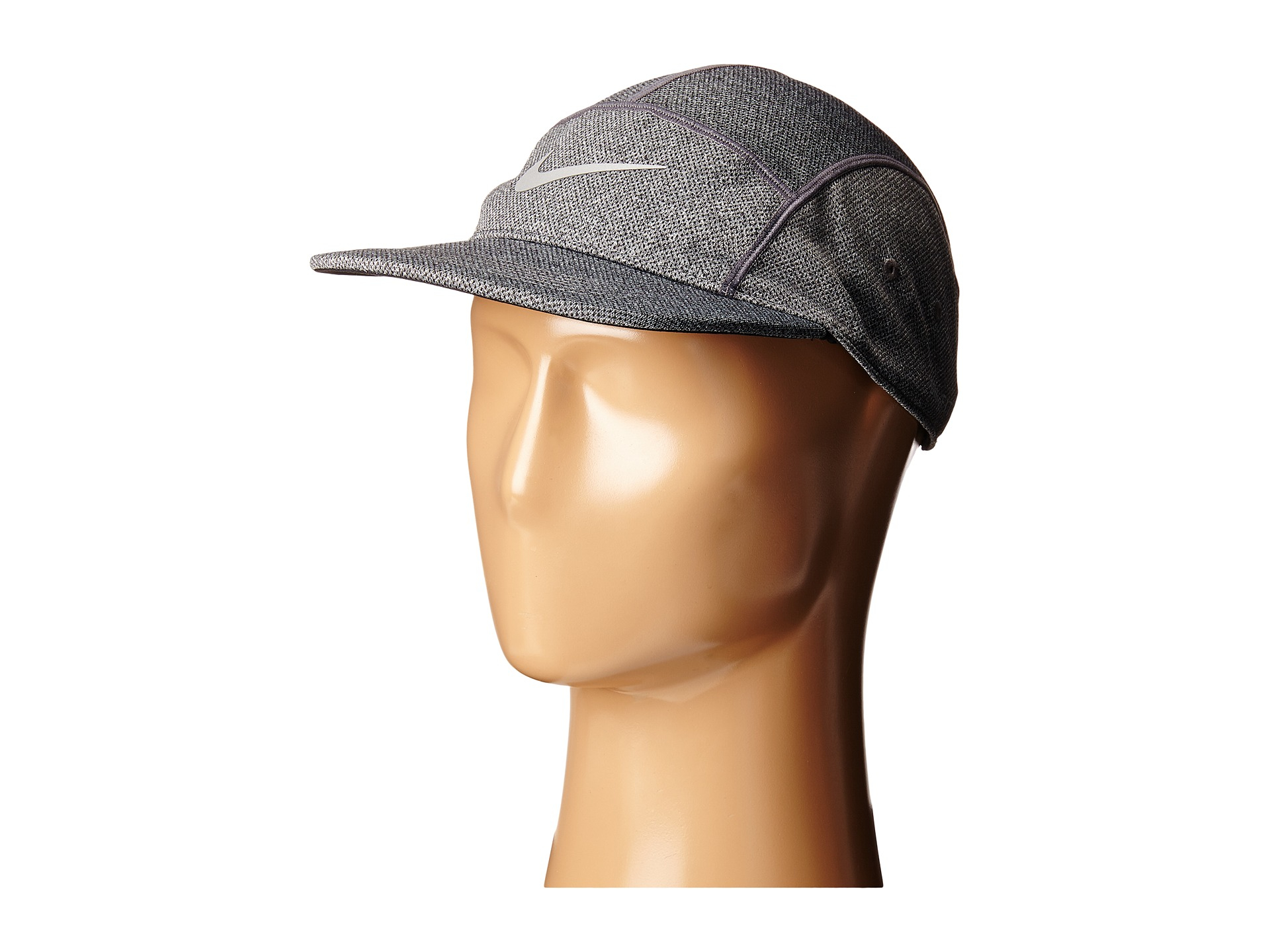 Knitting Pattern For Running Hat : Nike Run Dri-fit Knit Aw84 Hat in Metallic for Men Lyst