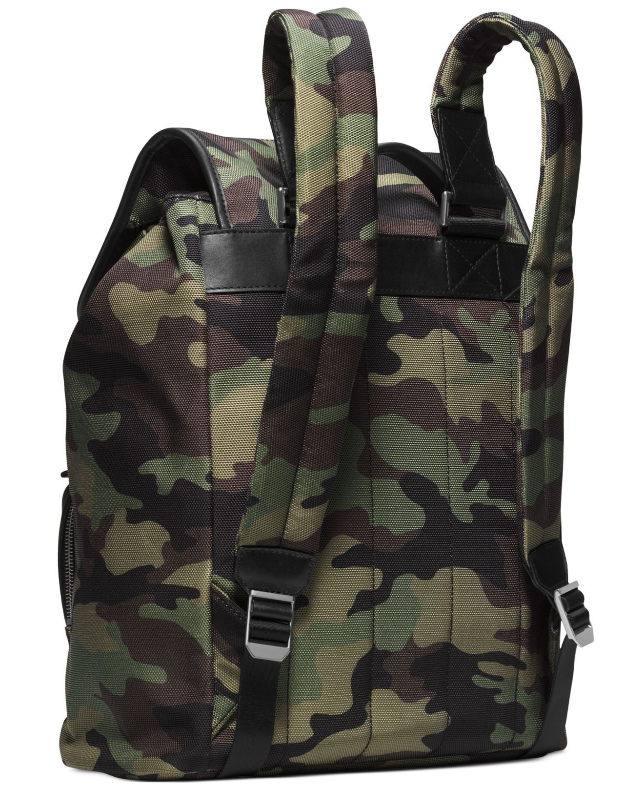 b2123a69a0da ... Lyst Michael kors Windsor Large Camo Backpack in Green for Men ...