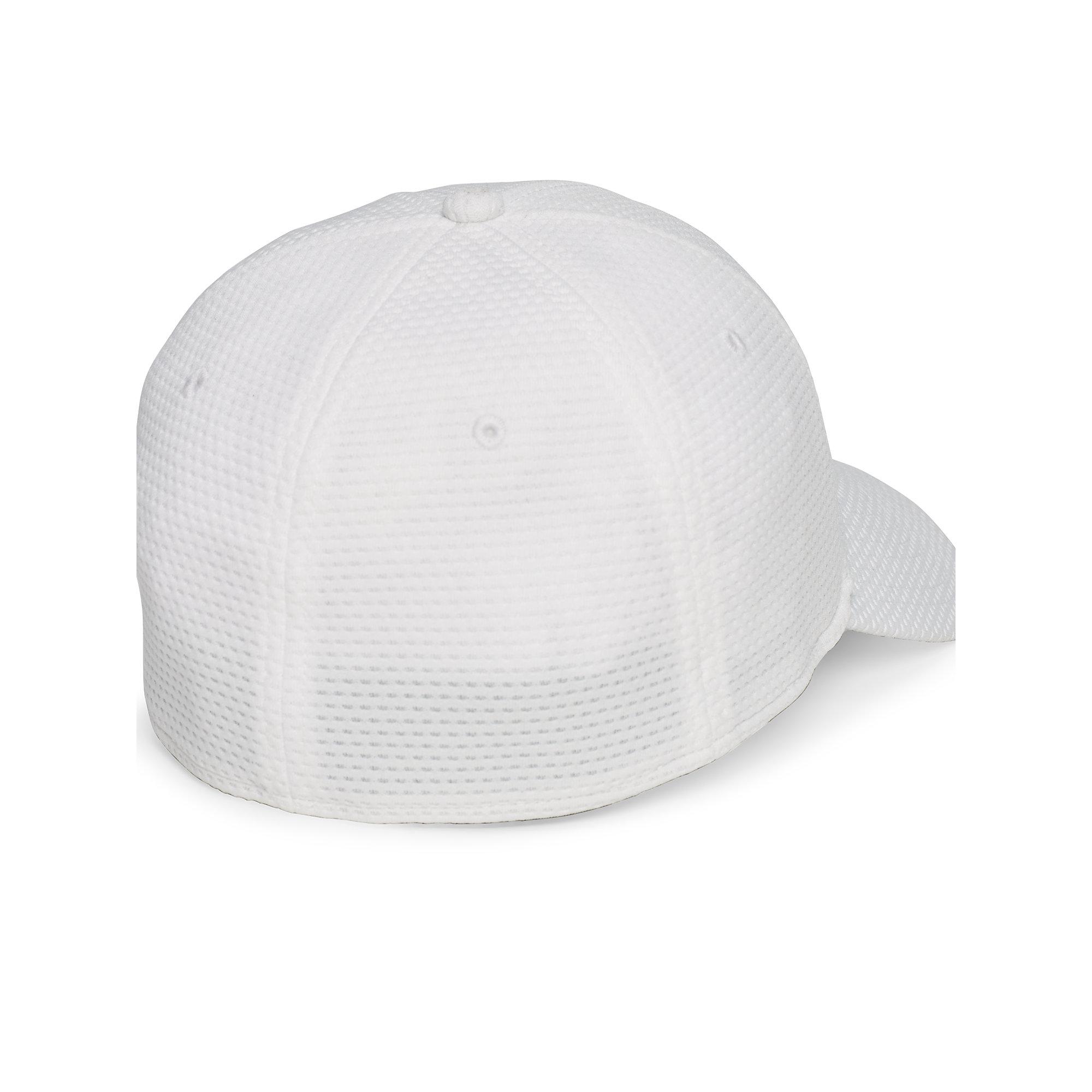 pink pony performance mesh cap in white for men lyst. Black Bedroom Furniture Sets. Home Design Ideas