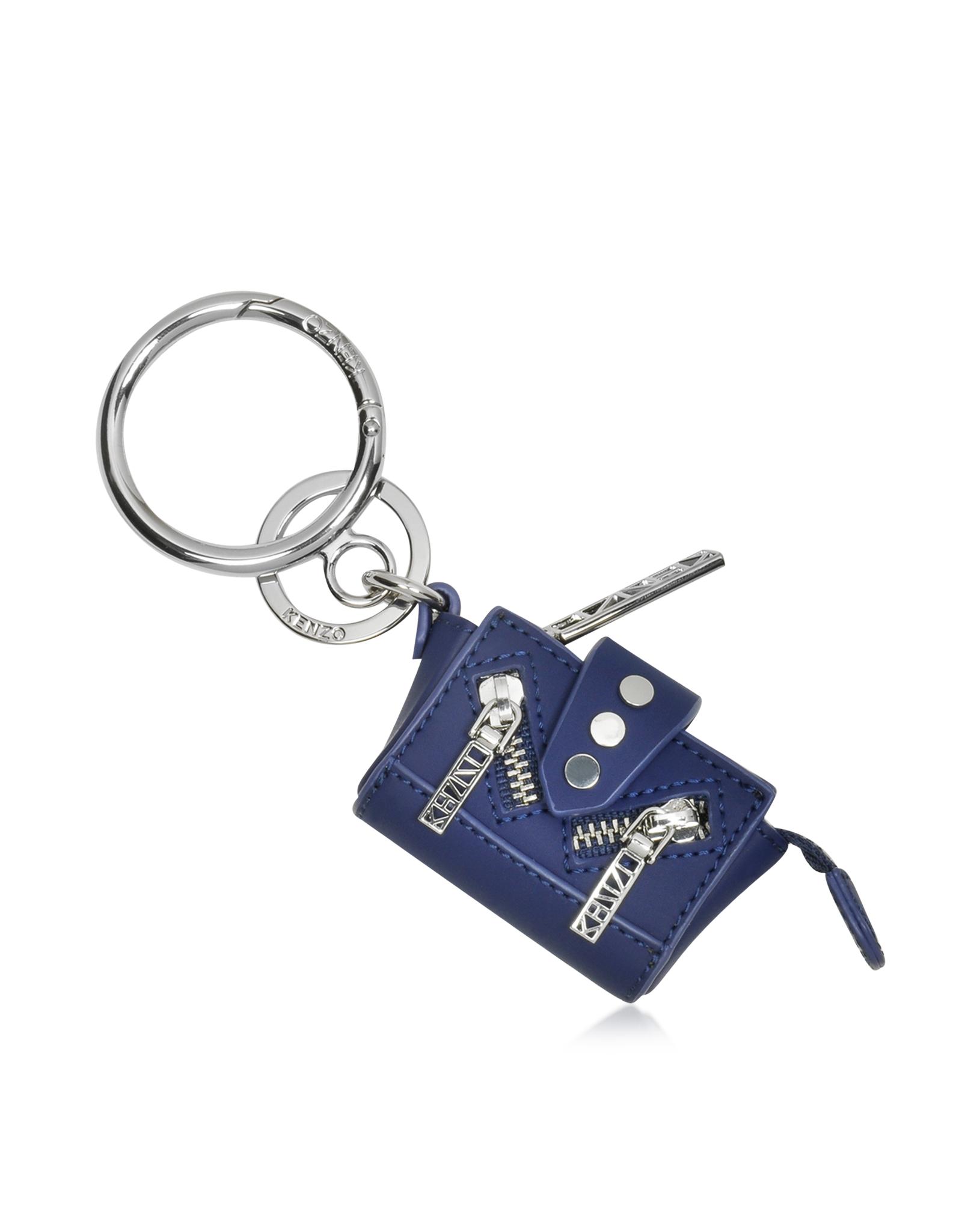 b6807d2d KENZO Mini Kalifornia Handbag Key Ring in Blue - Lyst