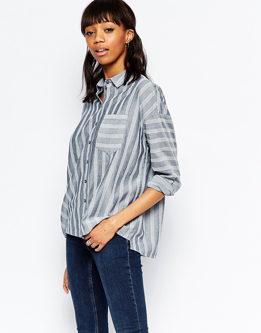 Shop for womens chambray shirt at manakamanamobilecenter.tk Free Shipping. Free Returns. All the time.