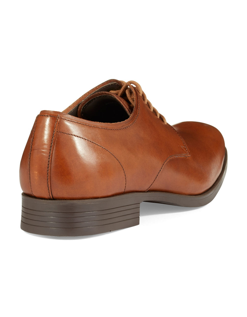 British Tan Leather Shoes