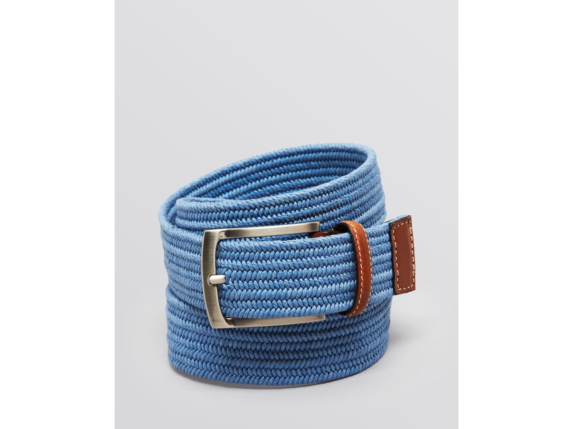 9e21d9be6ff Gallery. Previously sold at  Bloomingdale s · Men s Tan Belts ...