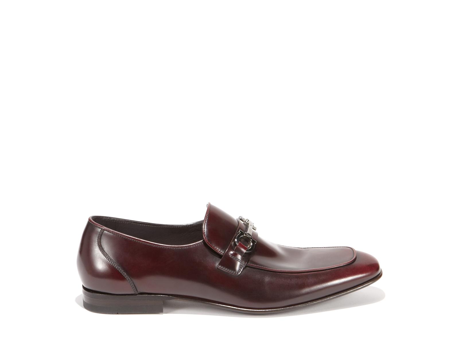 Lyst Ferragamo Gancio Bit Loafer In Brown For Men