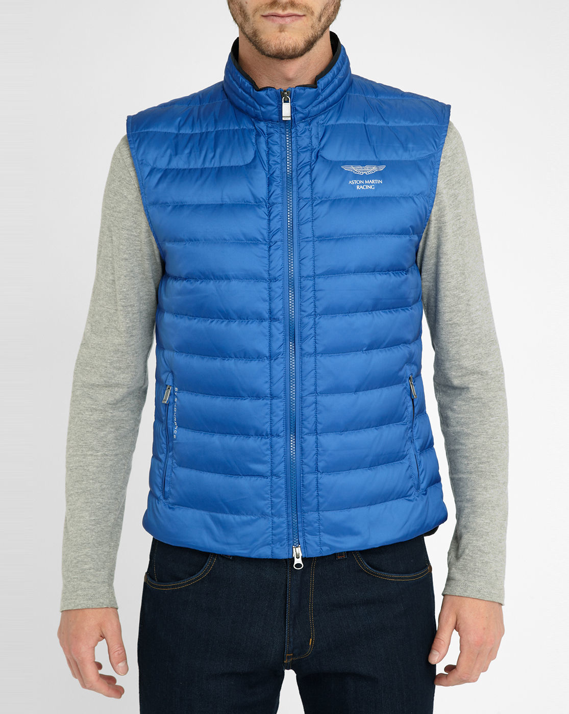 Find blue sleeveless jacket at ShopStyle. Shop the latest collection of blue sleeveless jacket from the most popular stores - all in one place.