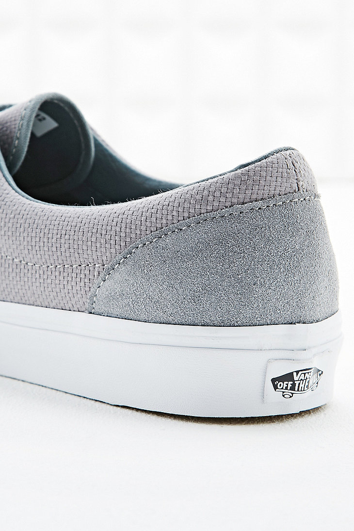 Vans Era Hemp Trainers in Grey in Gray for Men - Lyst 530aaf2852