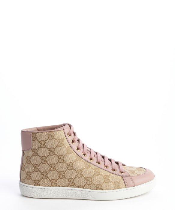 gucci schuhe pink sneaker vom. Black Bedroom Furniture Sets. Home Design Ideas