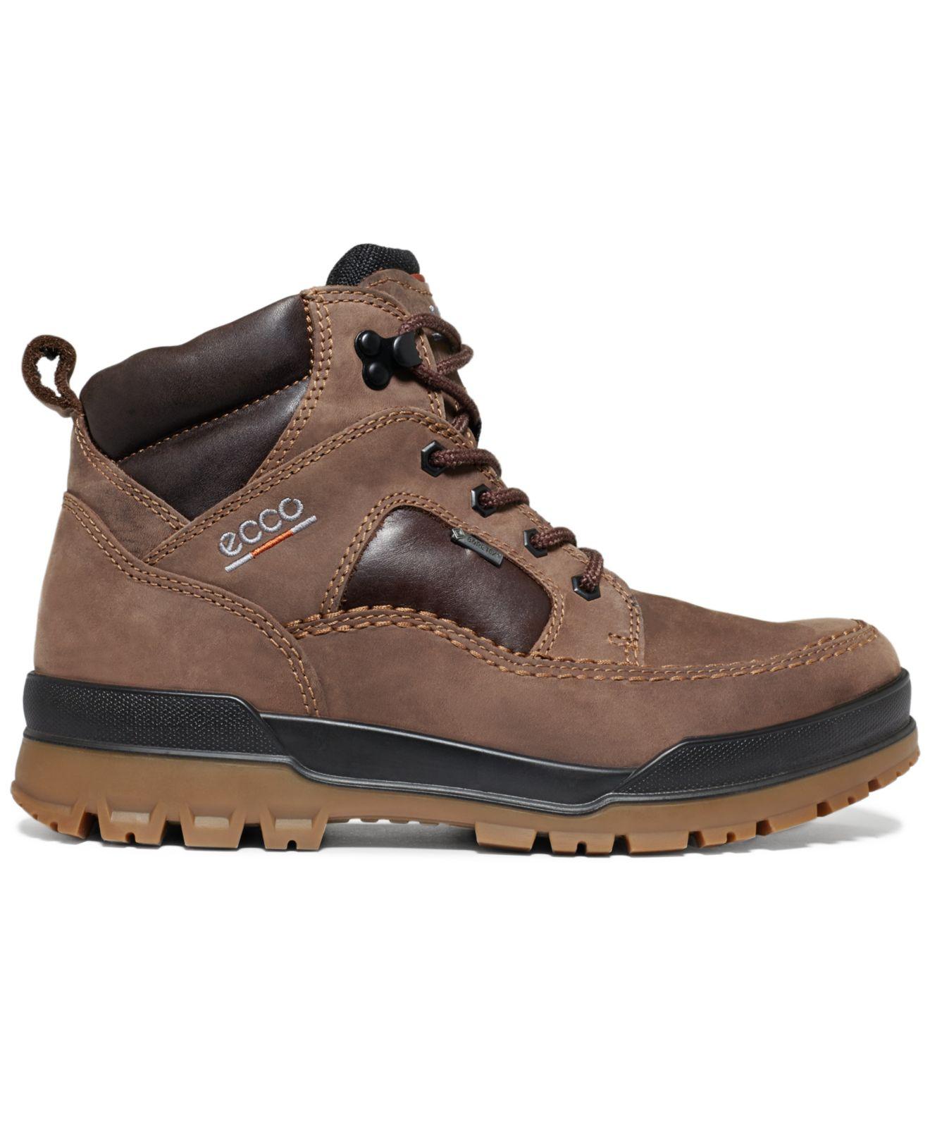 a9e610451f4e1 Ecco Track Vi Gtx Gore-tex Waterproof Boots in Brown for Men - Lyst