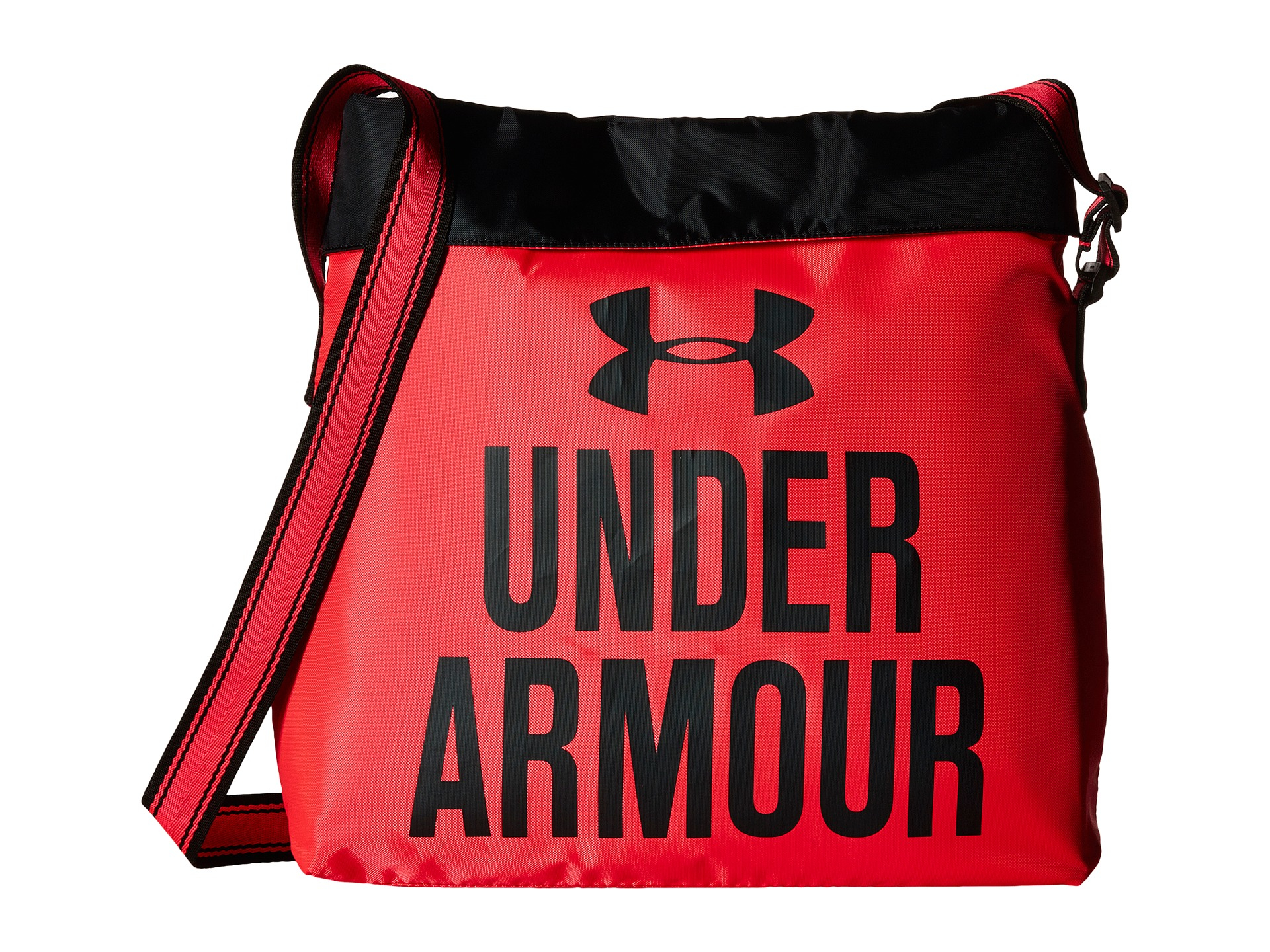 7bd1c76a2d5 Under Armour Ua Armour Crossbody in Red - Lyst