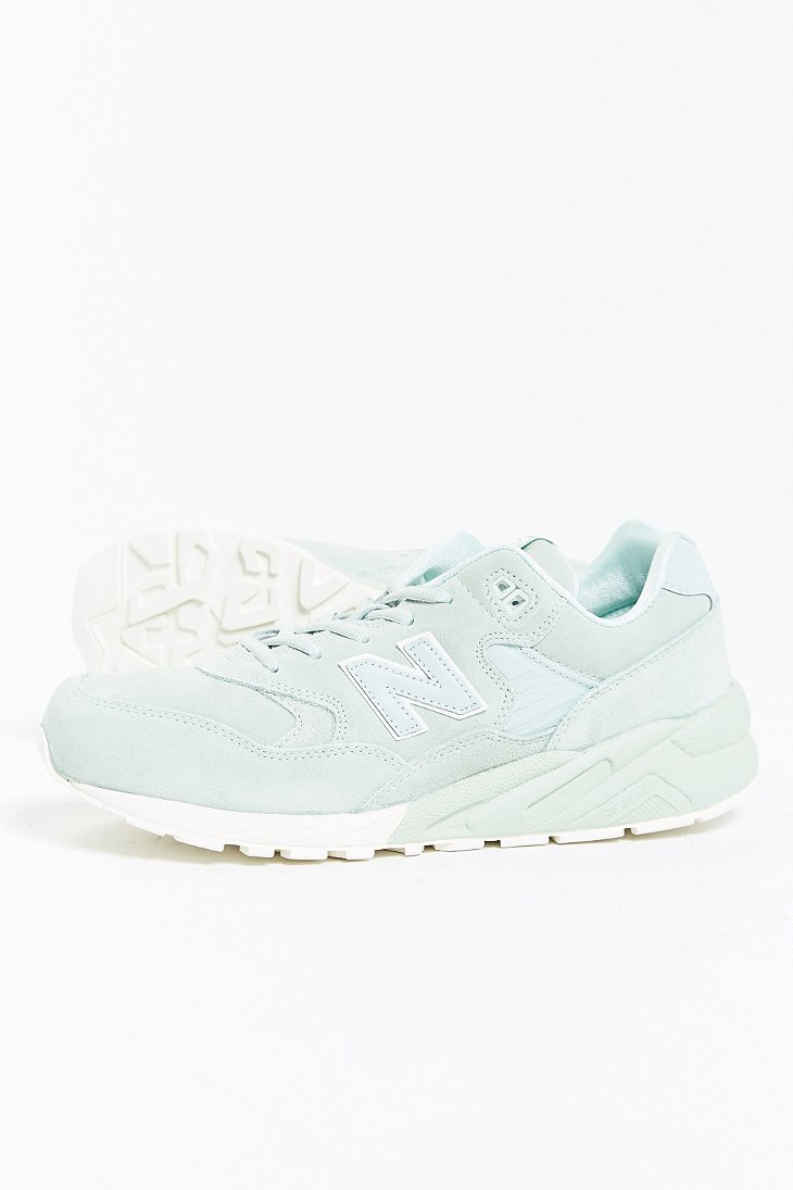 new balance mint green 580