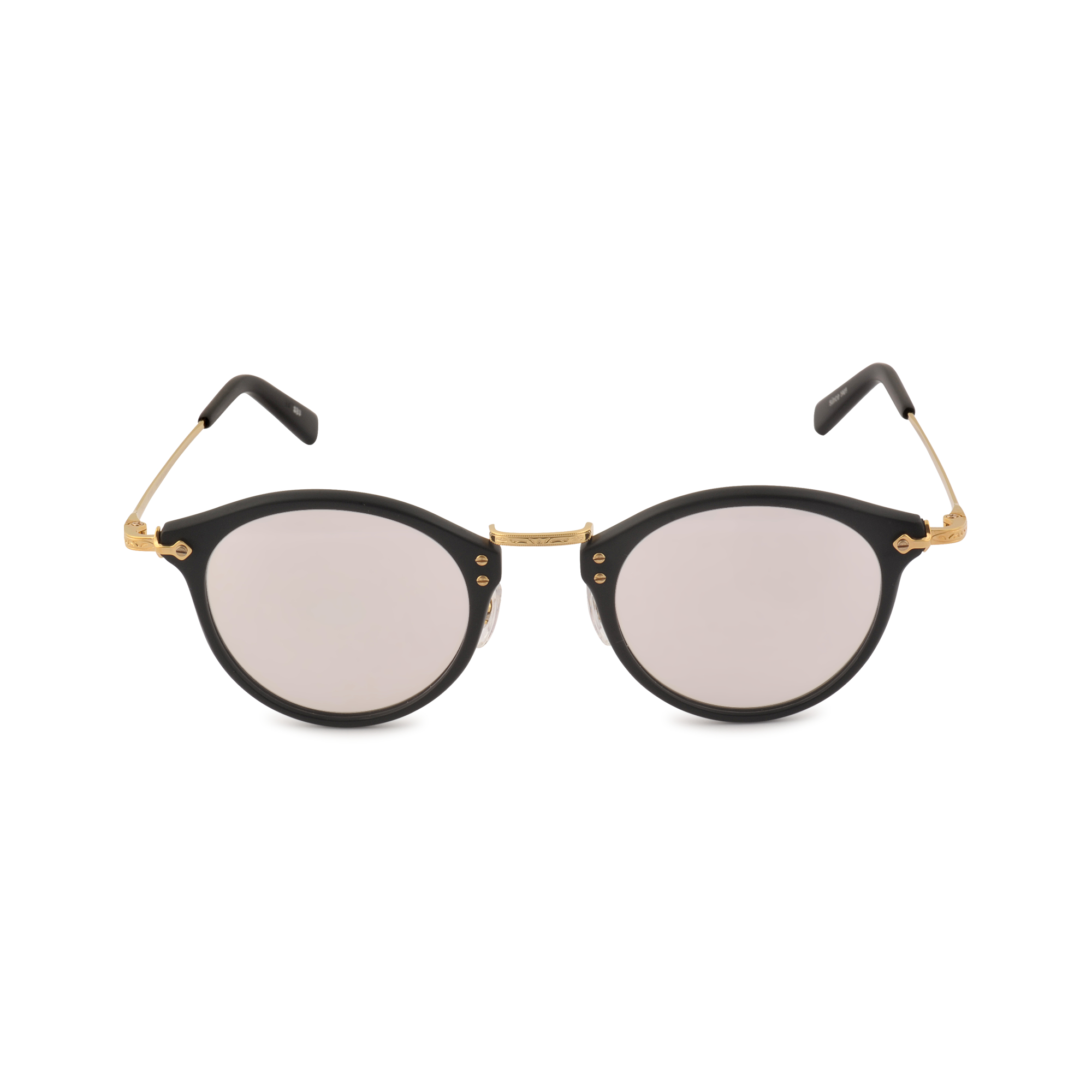 masunaga gms 805 sunglasses in black lyst