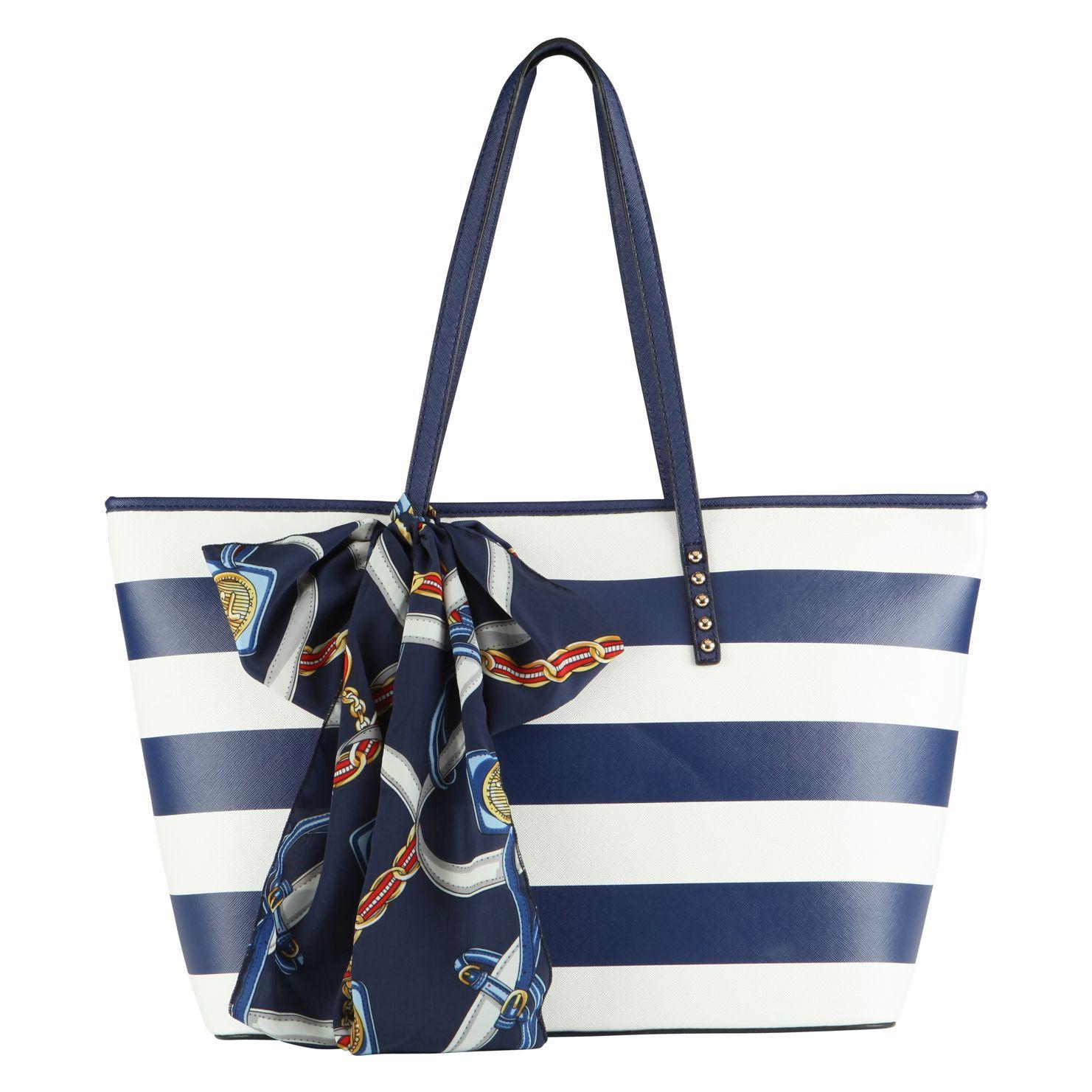 799d1a63345 Aldo Seidenbecker Tote Bag in Blue   Lyst
