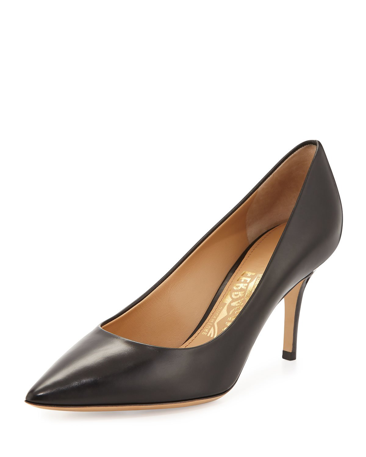 Men's Ferragamo Shoes There aren't many self esteem boosters that equate to the confidence you get when you're strutting down the street in a shining brand new pair of shoes. You can go one step further and make yourself really stand out with a pair of Ferragamo shoes.