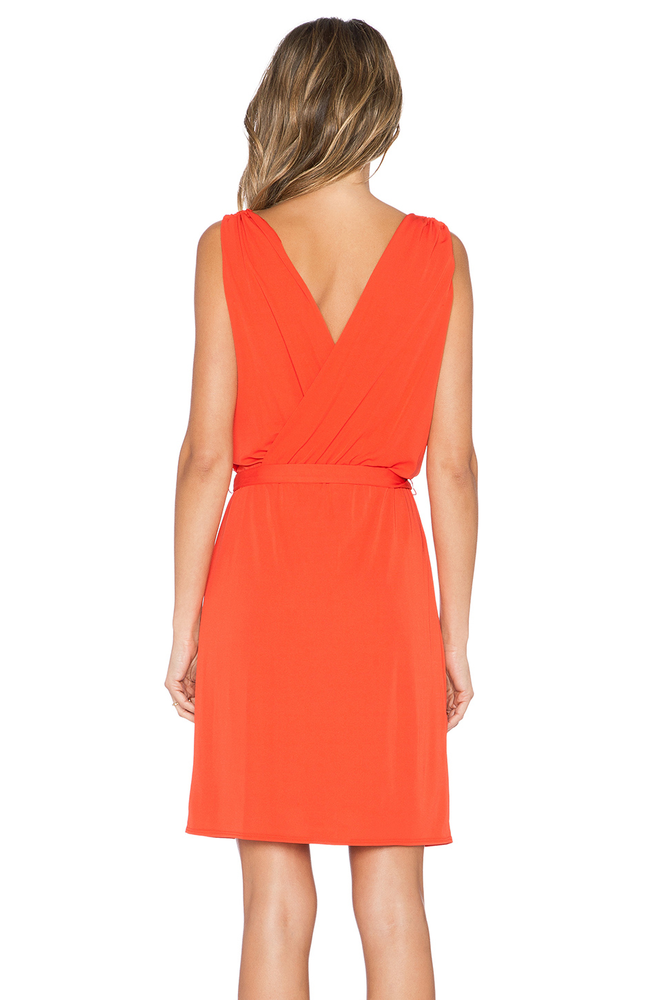Trina Turk Jemma Dress In Red Lyst