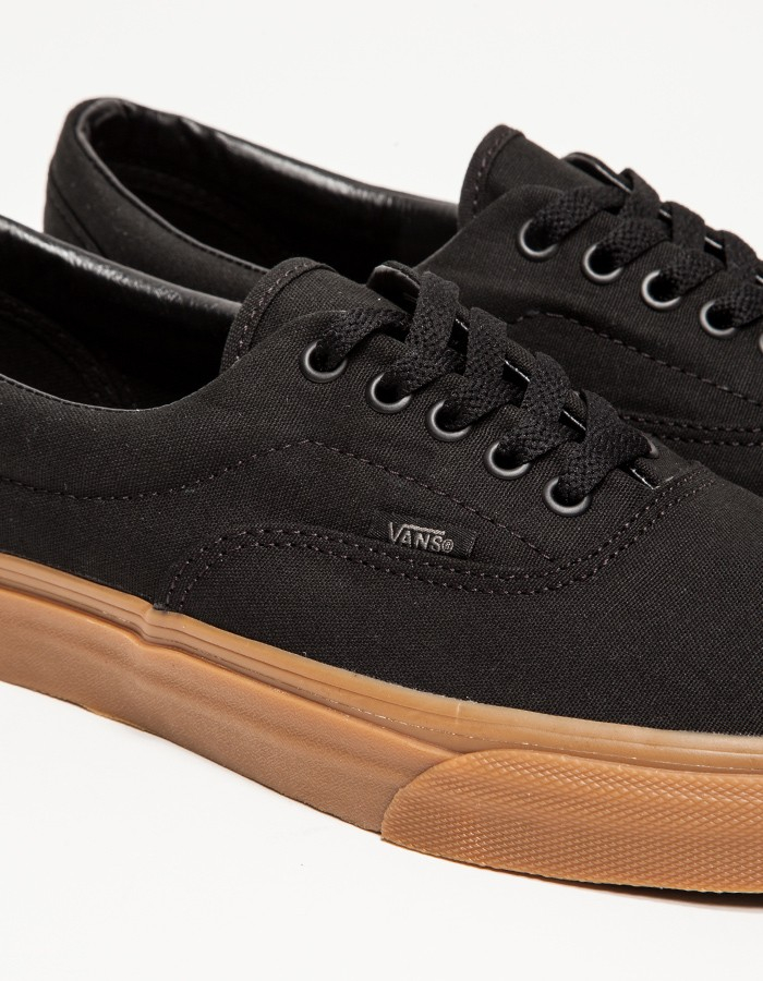 ac79393f6e0 Lyst - Vans Era in Black with Classic Gum in Black for Men