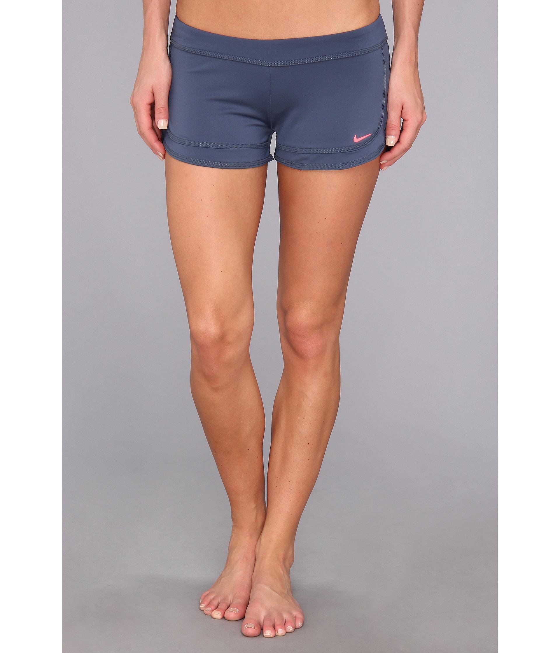 edaf25869d7a3 Nike Cover Ups Swim Short in Blue - Lyst