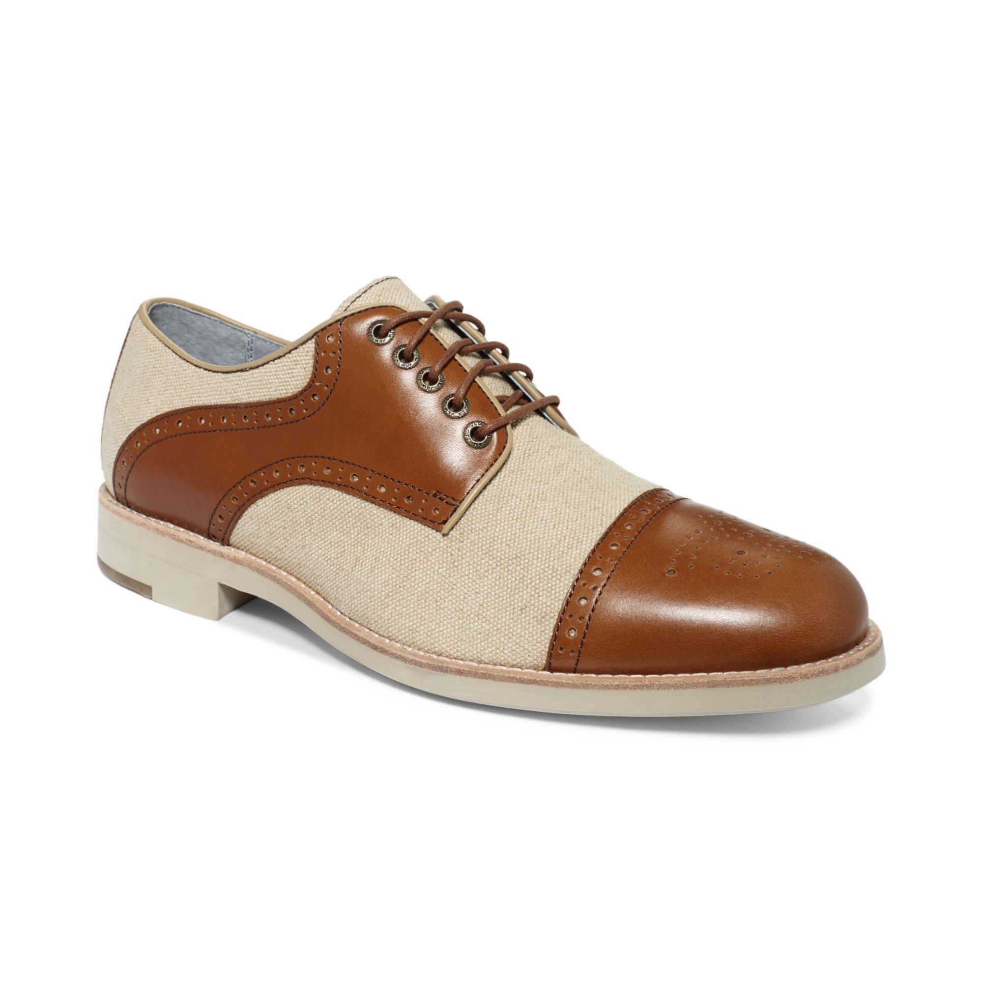 Mens Guide To Saddle Shoes