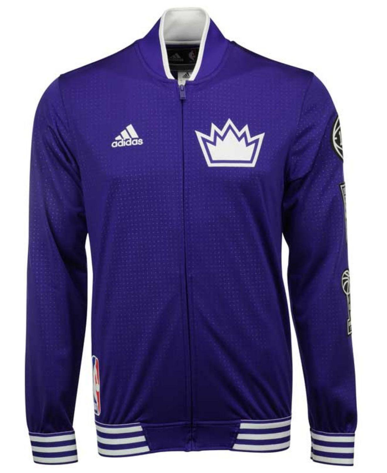 Lyst Adidas Men 39 S Sacramento Kings On Court Warm Up