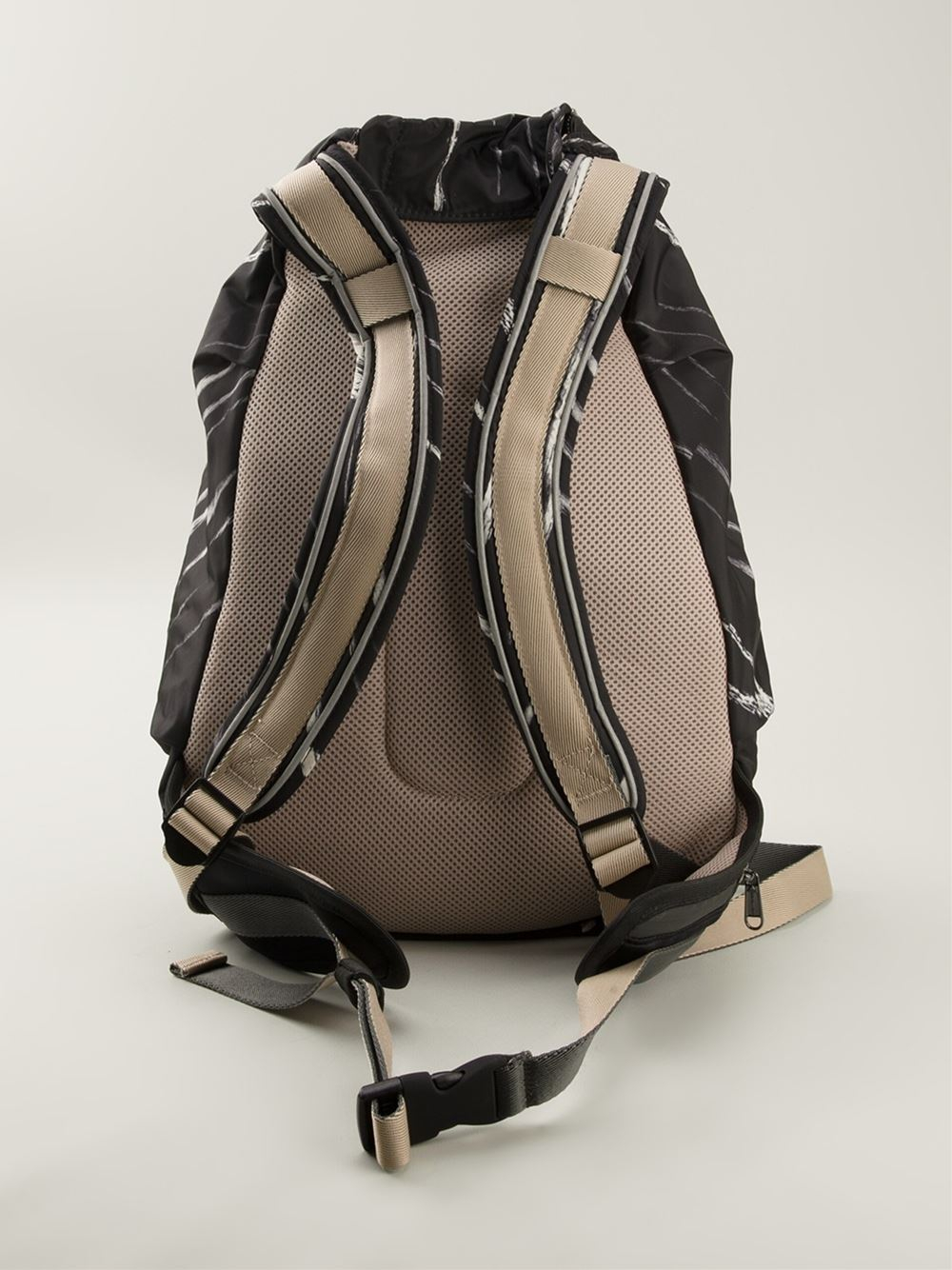 1fa37644e5dd Lyst - adidas By Stella McCartney Padded Shell Backpack in Green