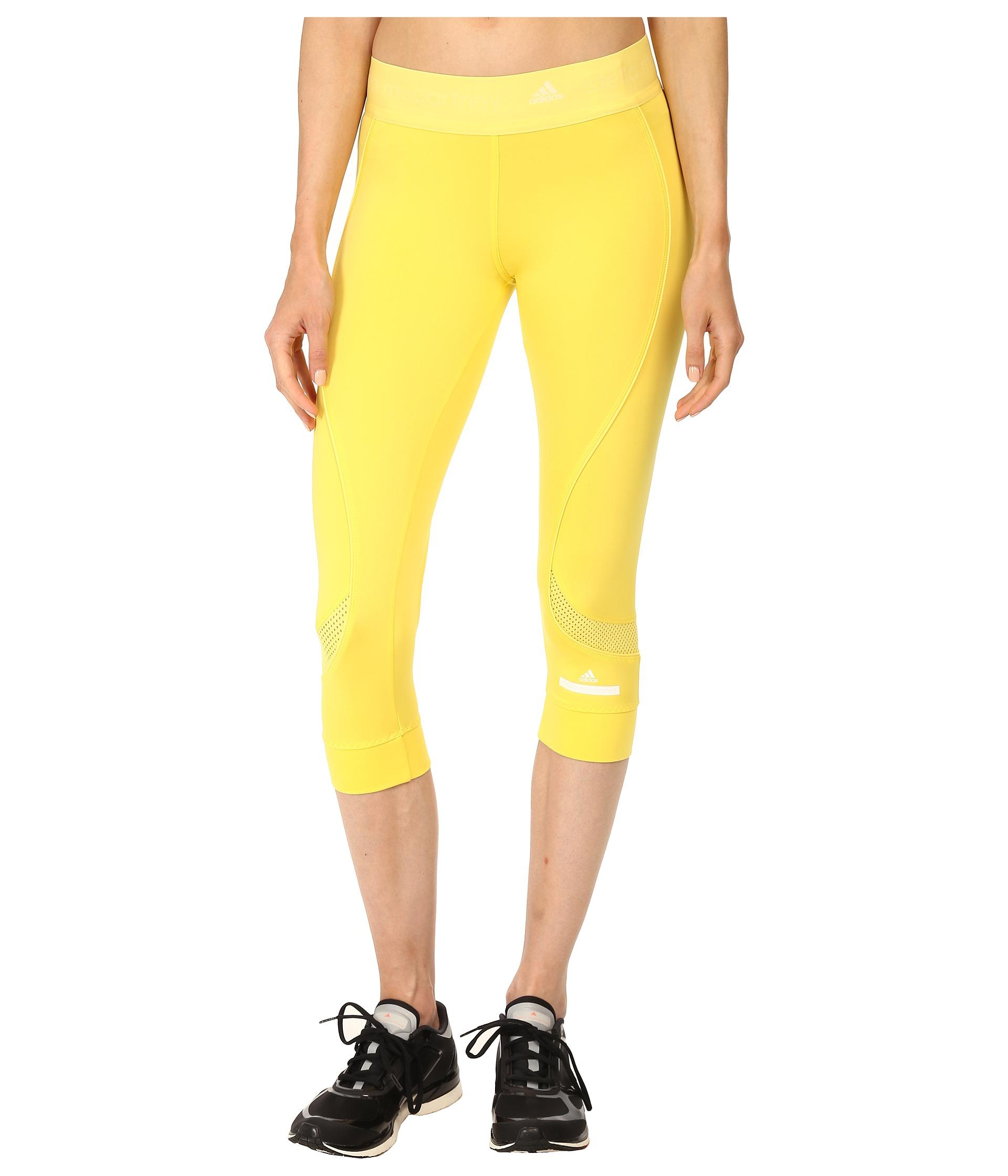 Lyst Adidas Da / Stella Mccartney In 3 / Da 4 Stretto S17730 In Giallo 541e35