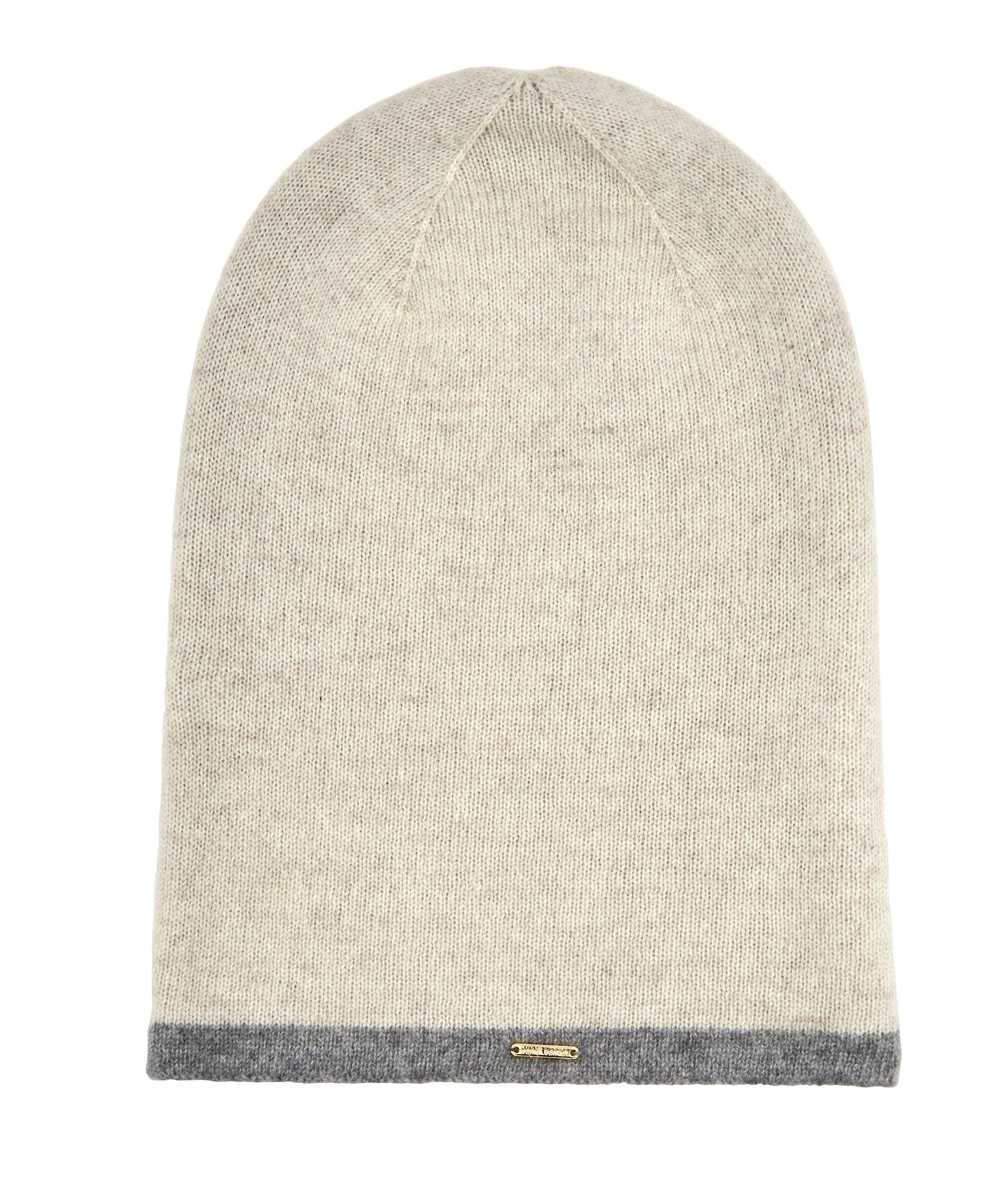 31c1d260abe Lyst - Henri Bendel Cashmere Hat in Natural