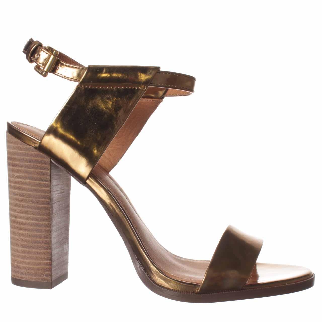 Lyst - Coach Lexey Slingback Sandal in Metallic