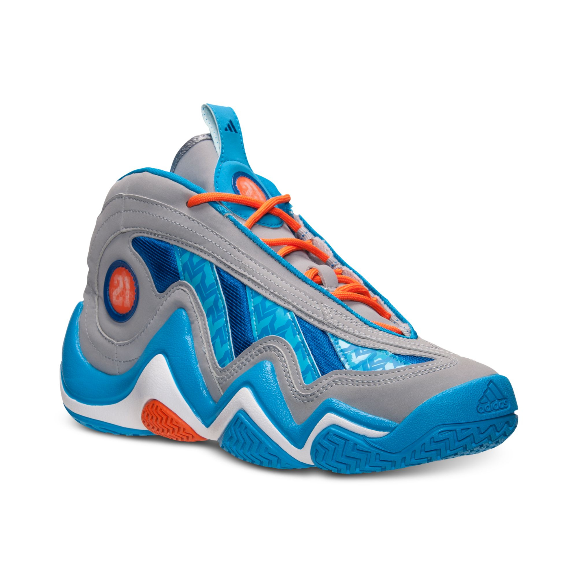Adidas Mens Crazy 97 Basketball Sneakers From Finish Line