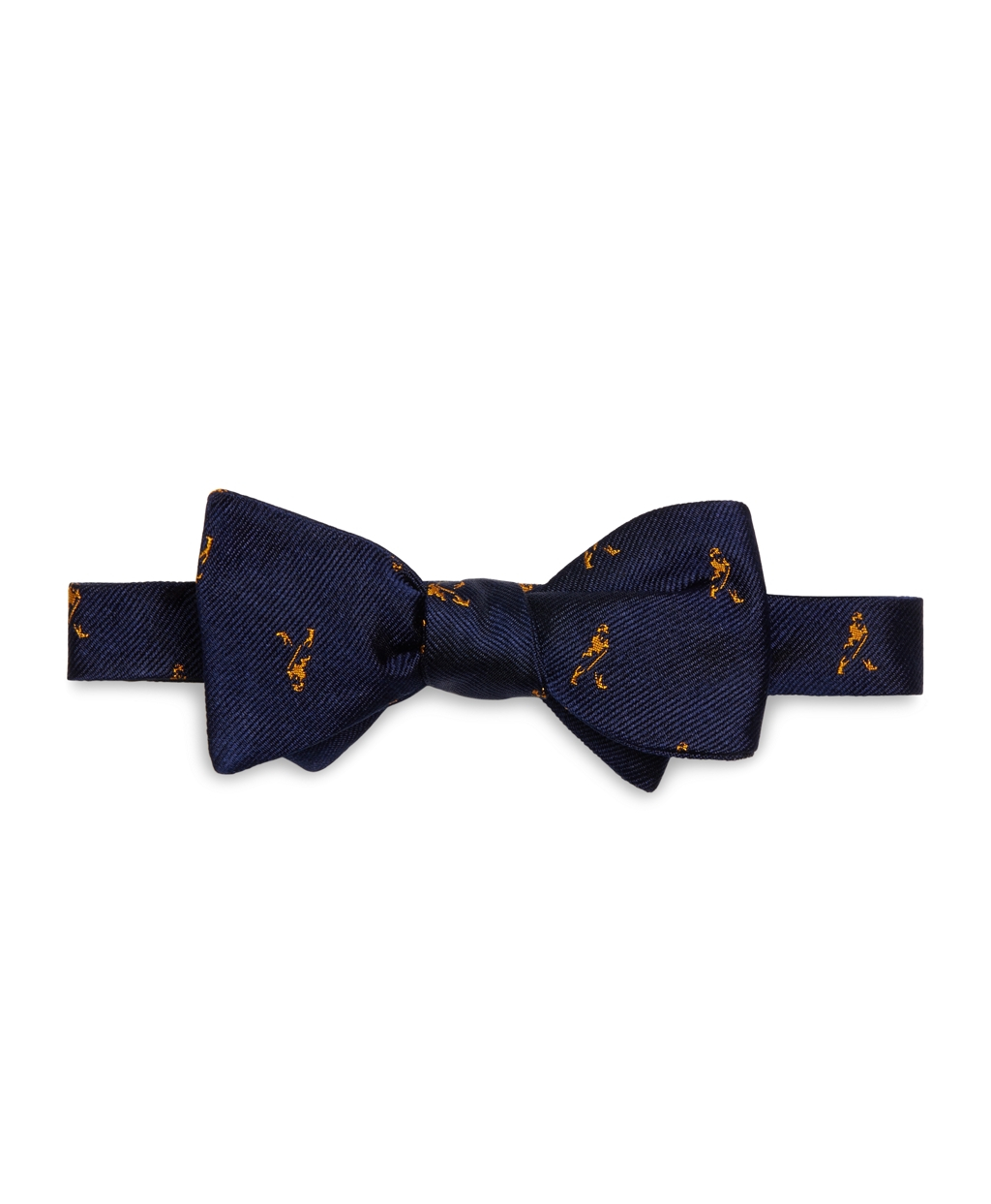 Brooks brothers Johnnie Walker Bow Tie in Blue for Men | Lyst