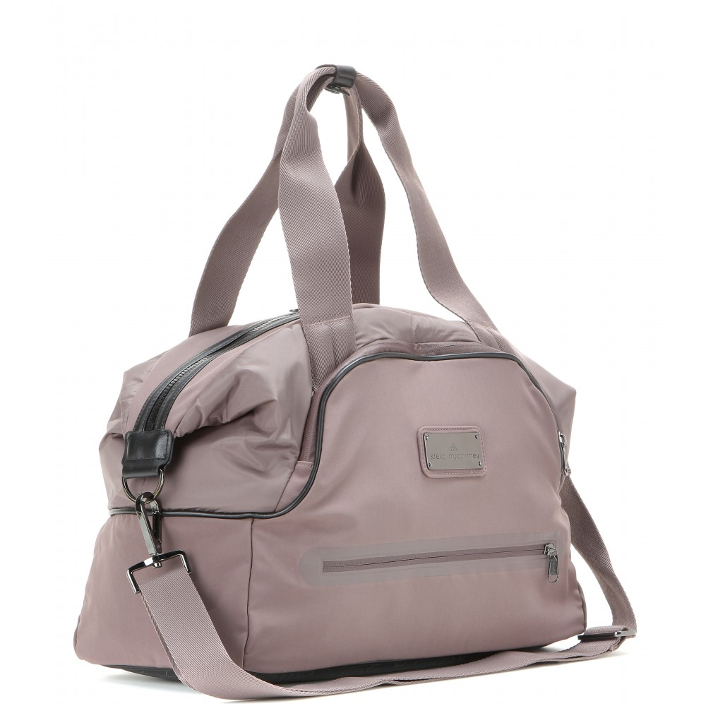 48fc8a4cba0b adidas By Stella McCartney Iconic Small Gym Bag in Gray - Lyst