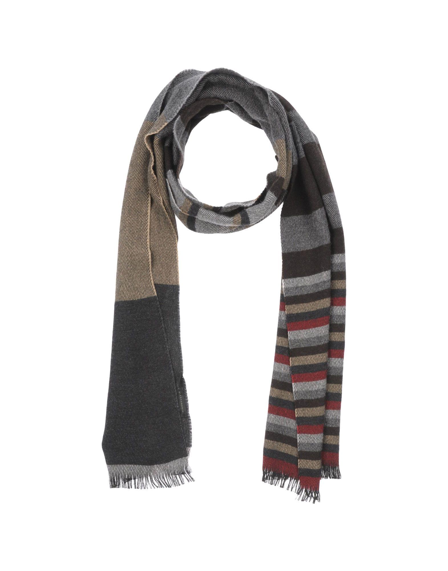 ACCESSORIES - Oblong scarves Daniele Alessandrini 3MJv6faob
