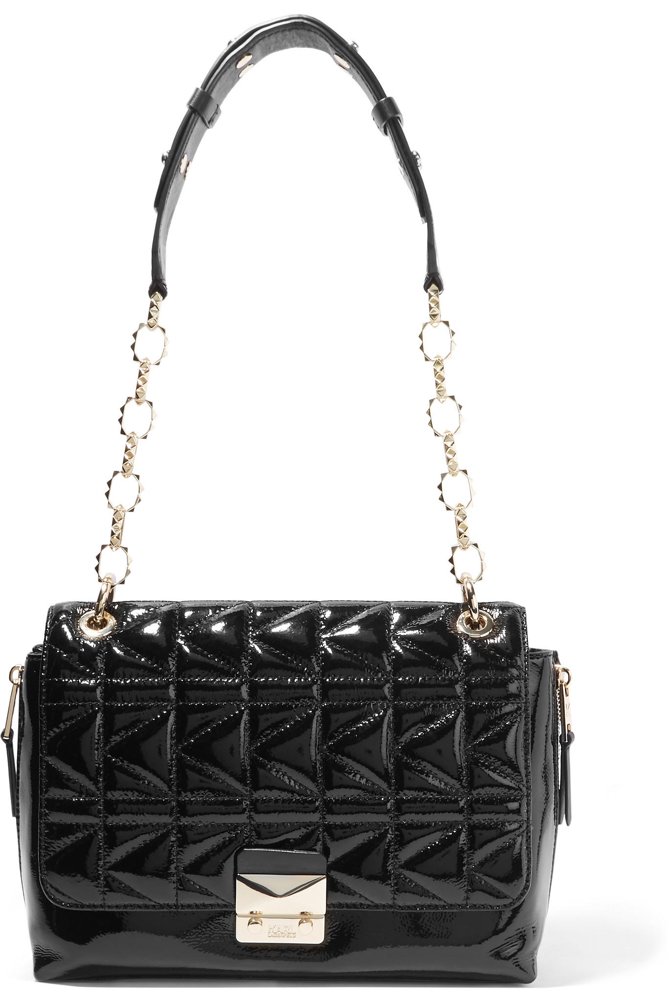 Black Patent Leather Bags Uk