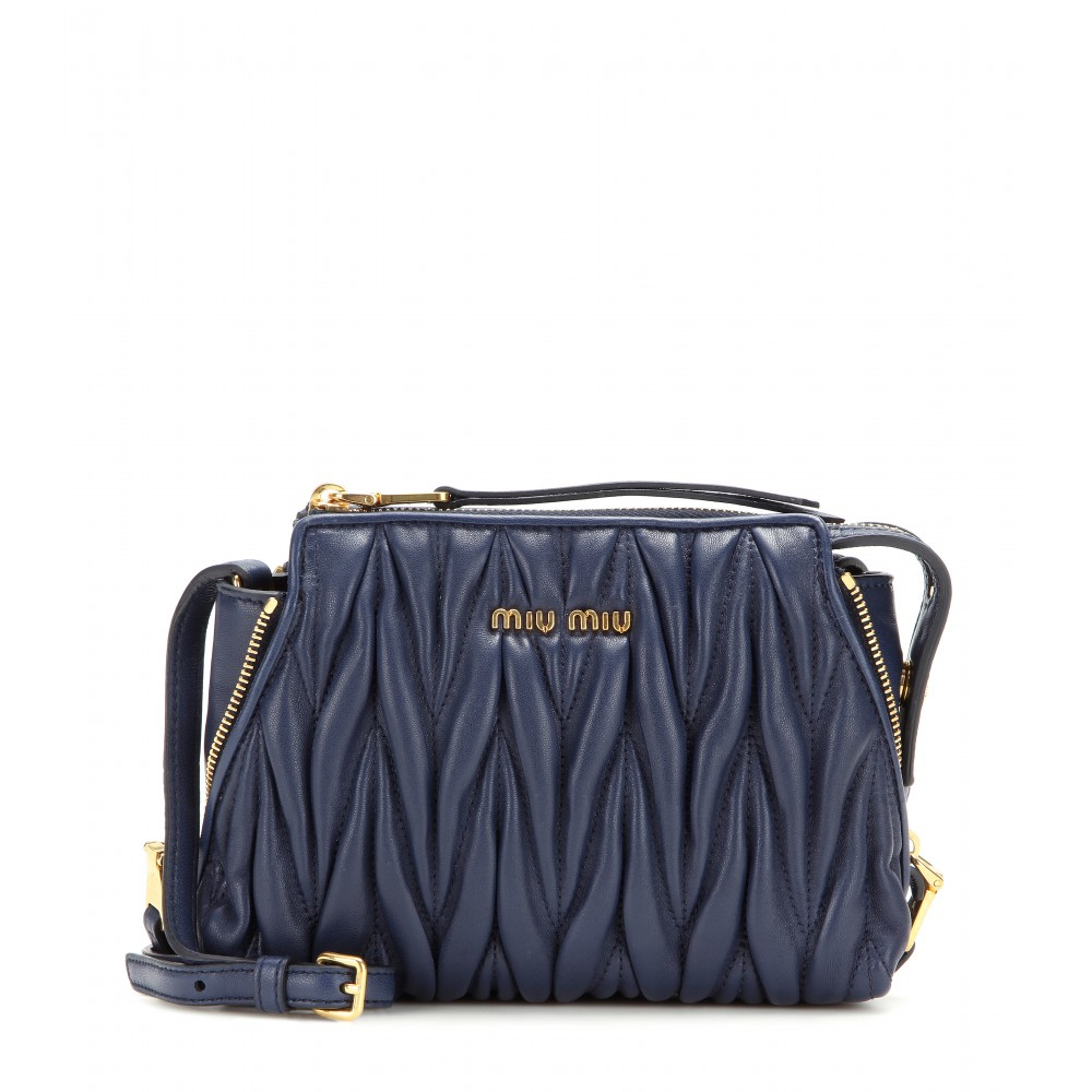 9ae721936eebf Miu Miu Matelasse Blue Bag | Stanford Center for Opportunity Policy ...