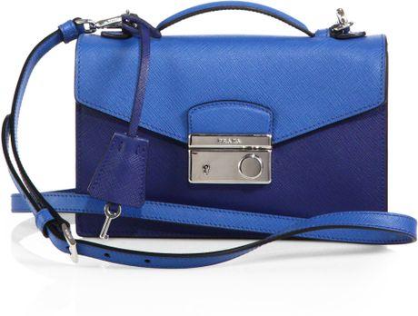 8fa7c4ca1397e Prada Saffiano Lux Tote Cobalt Blue