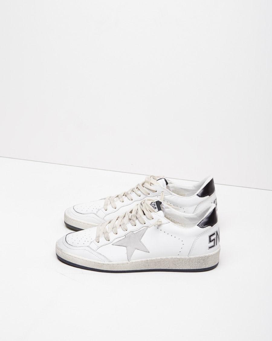c421014bf2d0 Lyst - Golden Goose Deluxe Brand Ball Star Sneaker in White