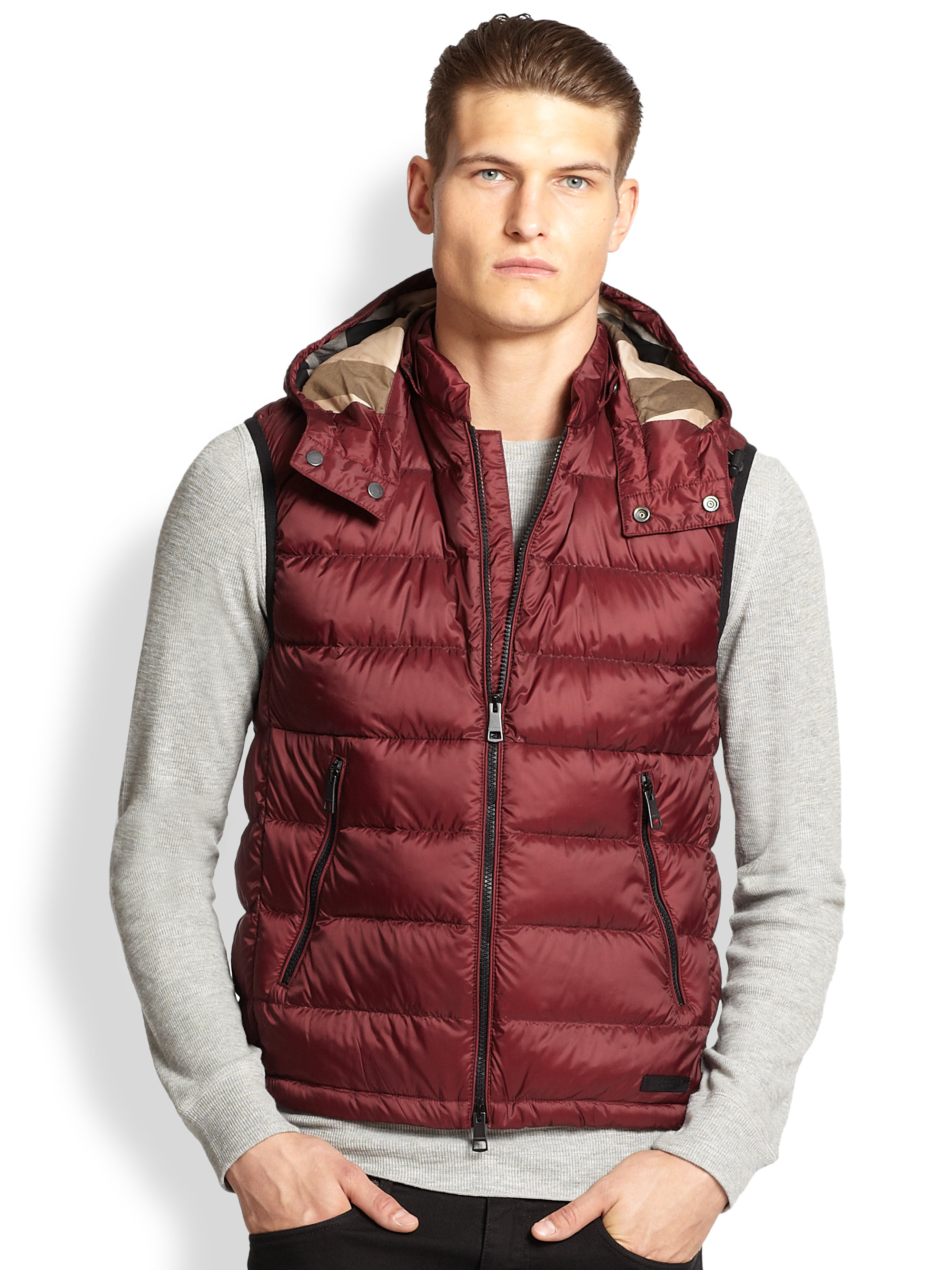 Shop the Latest Collection of Puffer Jackets & Coats for Men Online at hereffil53.cf FREE SHIPPING AVAILABLE! Macy's Presents: The Edit- A curated mix of fashion and inspiration Check It Out. Free Shipping with $75 purchase + Free Store Pickup. Contiguous US. Calvin Klein Men's Logo Zip-Front Puffer Vest.