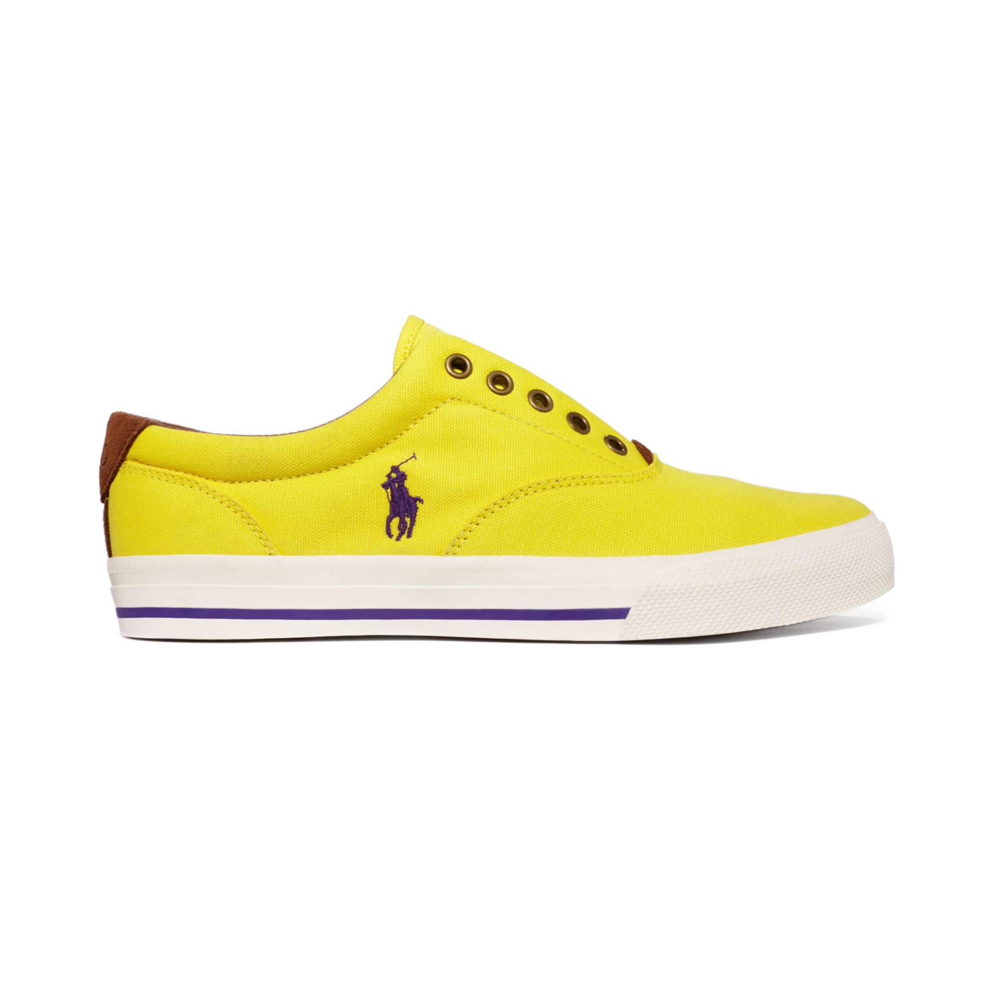 New York Yellow Shoes